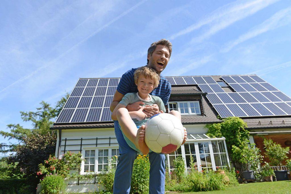 Prémium napelemek a háztartásoknak